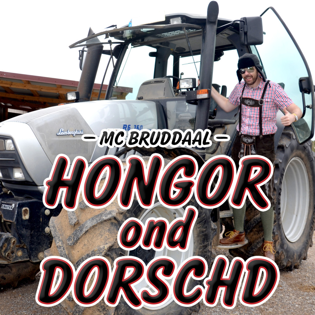 Hongor ond Dorschd Single Cover