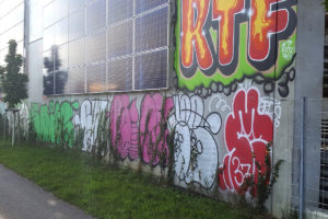 Graffiti in Fellbach