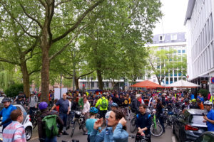 Critical Mass Feuersee 4.5.18